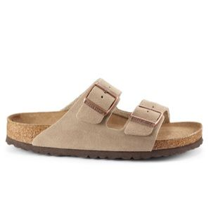 Sandals. Worn a couple of times. NOT BIRKENSTOCK.